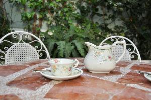 zona de té C&M Estética