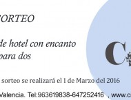 C&M Estética te invita a una noche de hotel con encanto este San Valentin